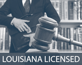 Waddell Anderman is Louisiana Licensed